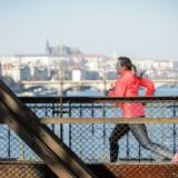 ISOSTAR - příprava Bětky na maraton v Paříži